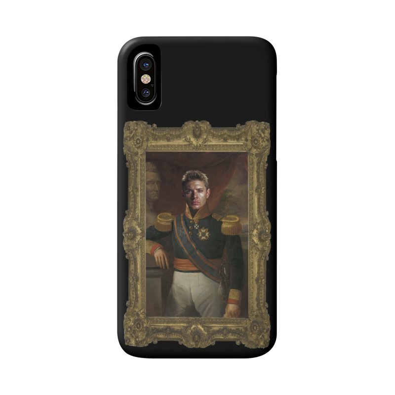 Supernatural Dean Winchester Accessories Phone Case by Evolution Comics INC