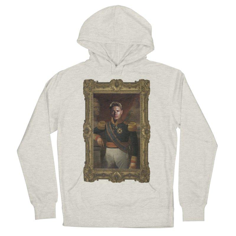 Supernatural Dean Winchester Women's Pullover Hoody by EvoComicsInc's Artist Shop