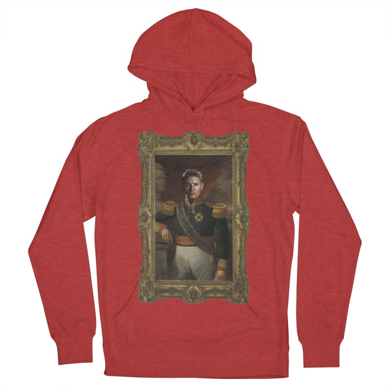 Supernatural Dean Winchester Men's Pullover Hoody by EvoComicsInc's Artist Shop