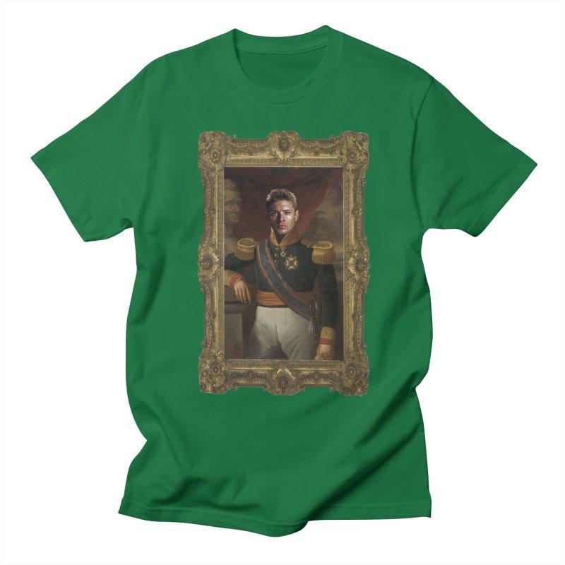 Supernatural Dean Winchester Men's T-Shirt by EvoComicsInc's Artist Shop