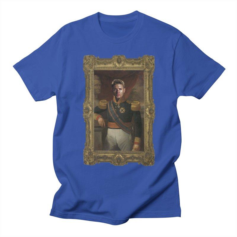 Supernatural Dean Winchester Women's Unisex T-Shirt by EvoComicsInc's Artist Shop