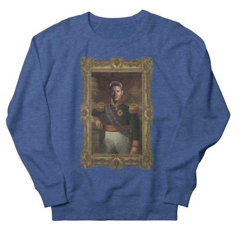 Supernatural Dean Winchester Women's Sweatshirt by EvoComicsInc's Artist Shop