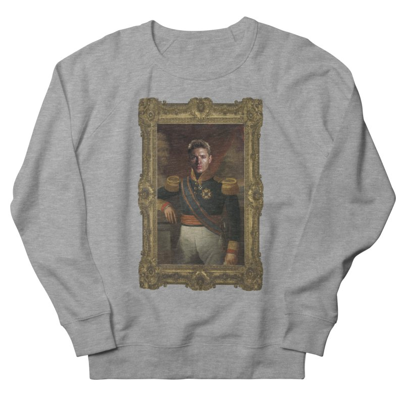 Supernatural Dean Winchester Men's Sweatshirt by EvoComicsInc's Artist Shop