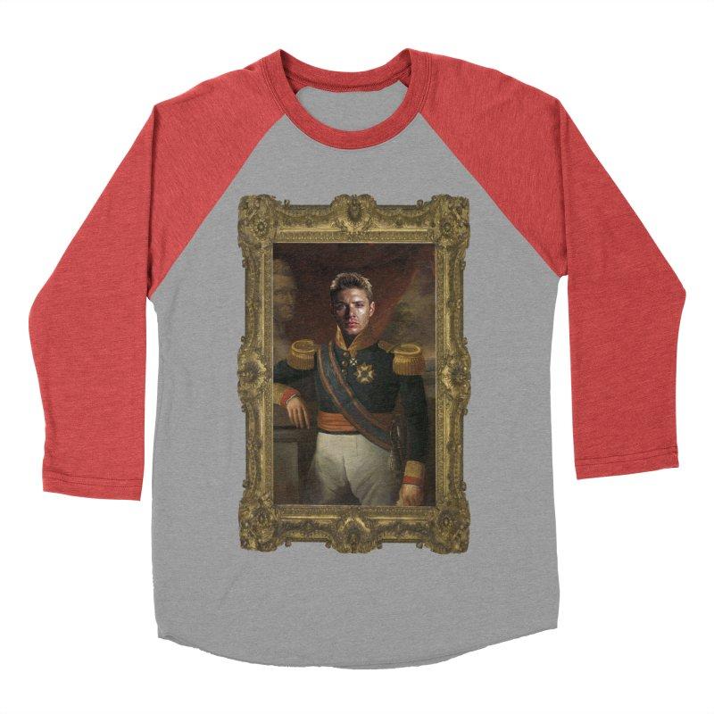 Supernatural Dean Winchester Women's Baseball Triblend Longsleeve T-Shirt by Evolution Comics INC