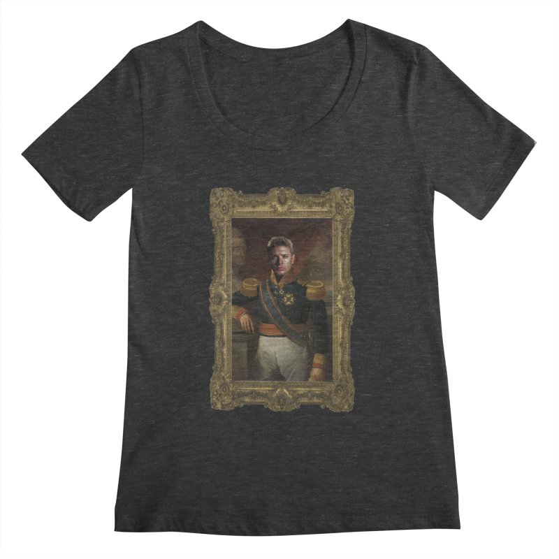 Supernatural Dean Winchester Women's  by EvoComicsInc's Artist Shop
