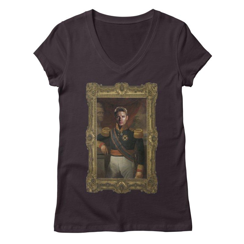Supernatural Dean Winchester Women's  by EvoComicsInc's Artist Shop