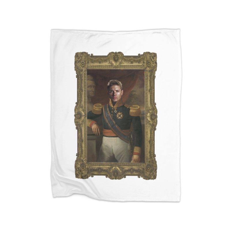 Supernatural Dean Winchester Home Blanket by EvoComicsInc's Artist Shop