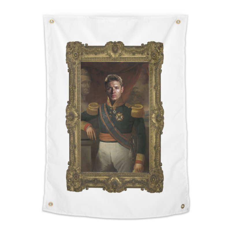 Supernatural Dean Winchester Home Tapestry by EvoComicsInc's Artist Shop