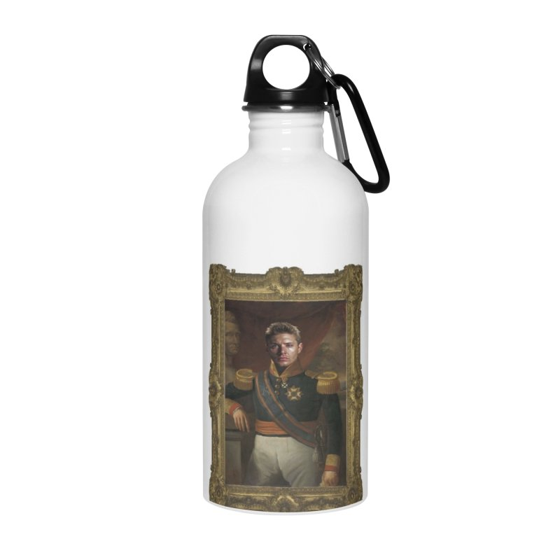 Supernatural Dean Winchester Accessories Water Bottle by EvoComicsInc's Artist Shop