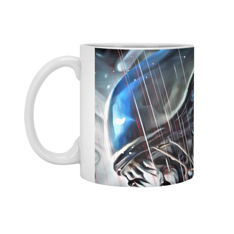 Alien Accessories Mug by EvoComicsInc's Artist Shop