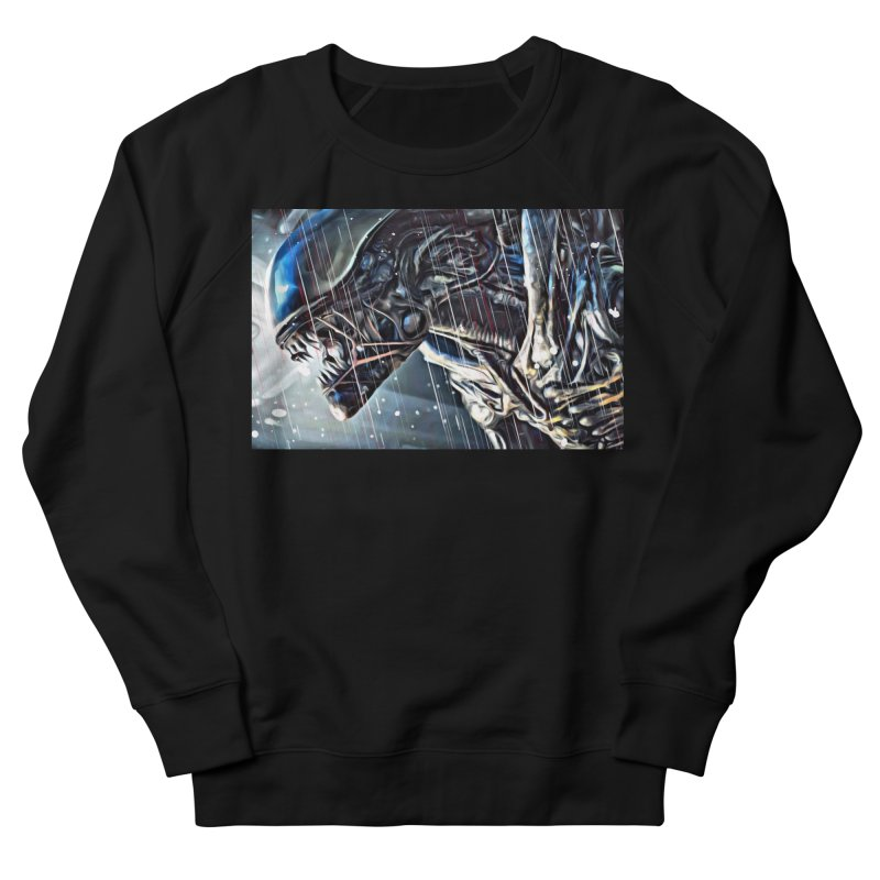 Alien Women's Sweatshirt by EvoComicsInc's Artist Shop