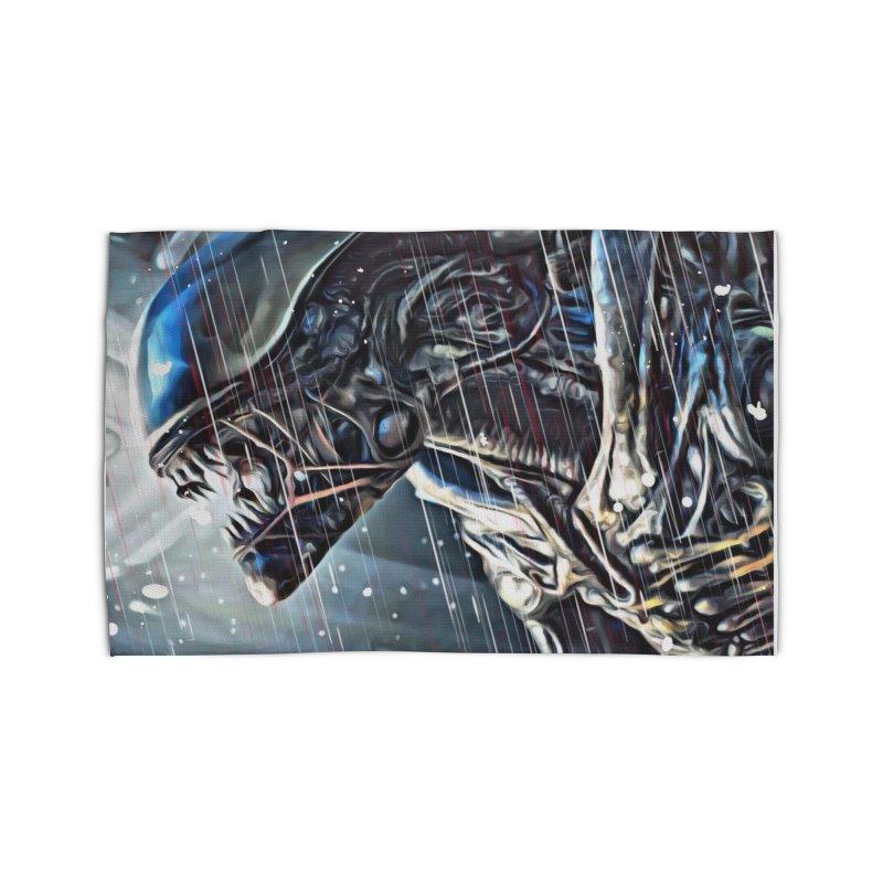 Alien Home Rug by EvoComicsInc's Artist Shop