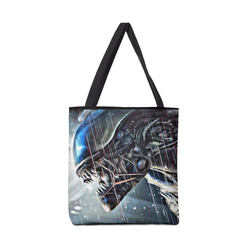 Alien Accessories Bag by EvoComicsInc's Artist Shop