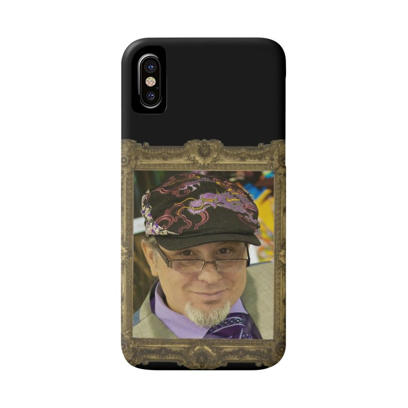 Tommy Castillo Framed Accessories Phone Case by EvoComicsInc's Artist Shop