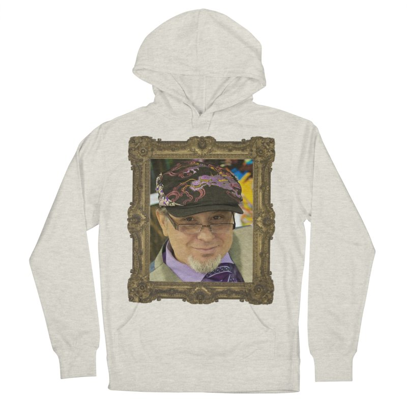 Tommy Castillo Framed Men's Pullover Hoody by EvoComicsInc's Artist Shop