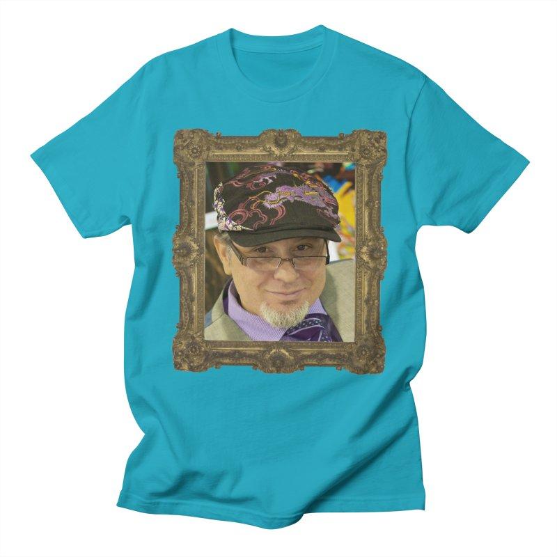 Tommy Castillo Framed Men's T-Shirt by EvoComicsInc's Artist Shop
