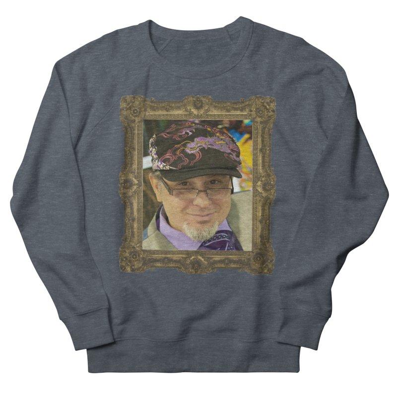 Tommy Castillo Framed Women's Sweatshirt by EvoComicsInc's Artist Shop