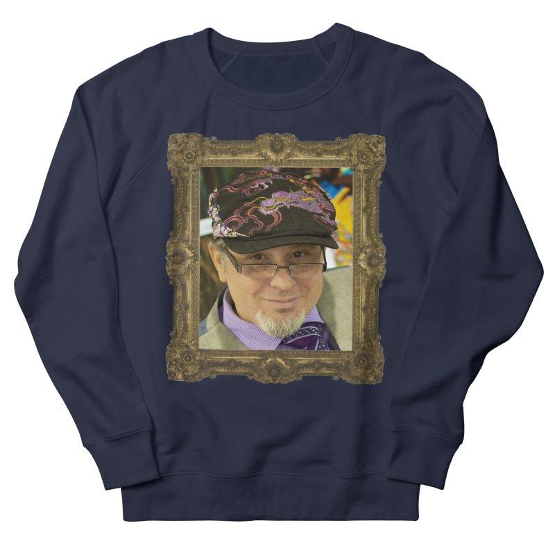 Tommy Castillo Framed Men's Sweatshirt by EvoComicsInc's Artist Shop