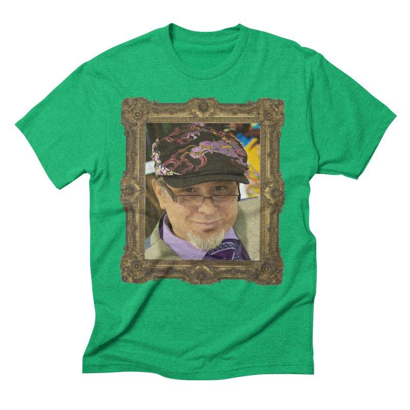 Tommy Castillo Framed Men's Triblend T-Shirt by EvoComicsInc's Artist Shop