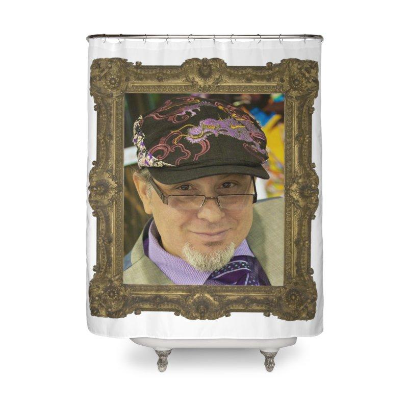 Tommy Castillo Framed Home Shower Curtain by EvoComicsInc's Artist Shop