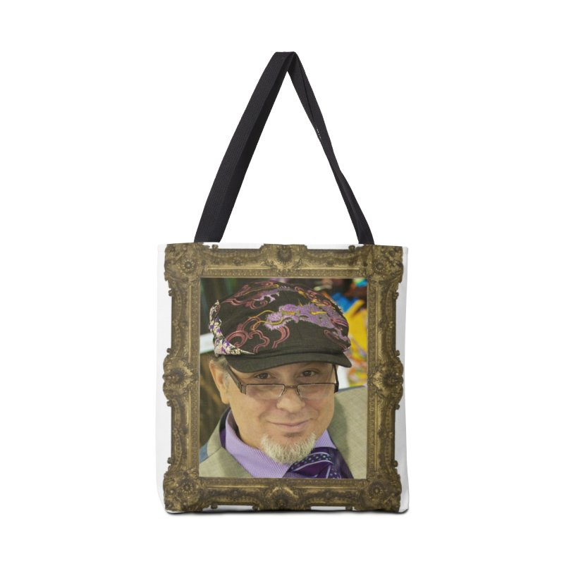 Tommy Castillo Framed Accessories Bag by EvoComicsInc's Artist Shop