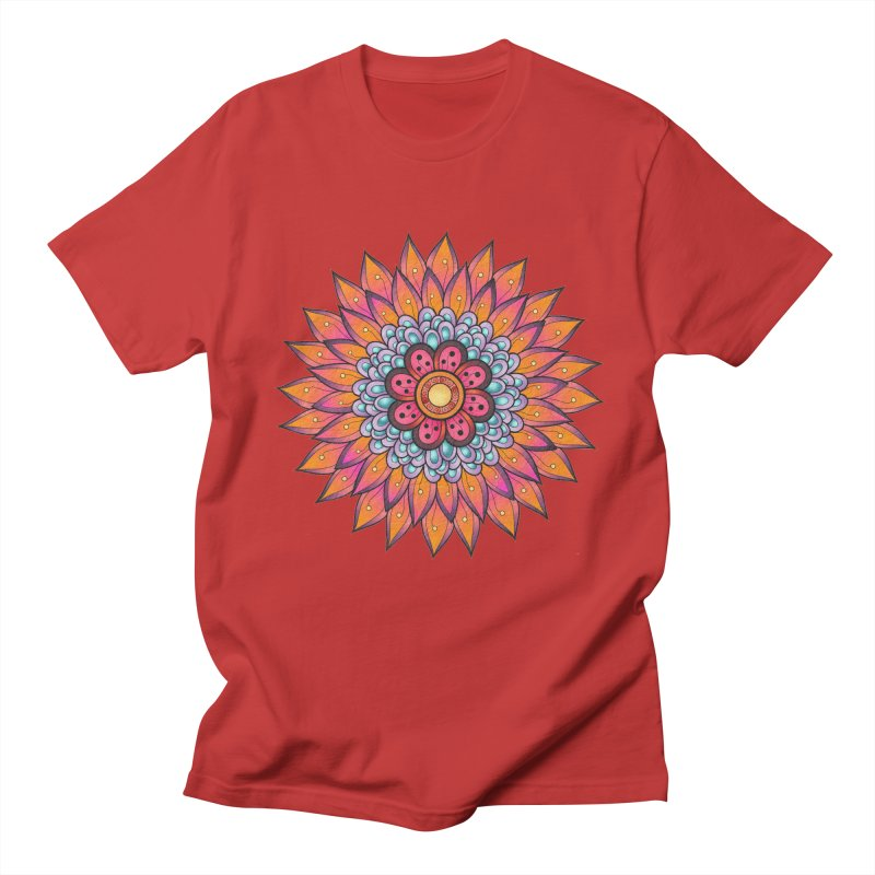 Loyal Lotus Men's Regular T-Shirt by EvoComicsInc's Artist Shop