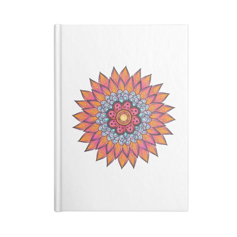 Loyal Lotus Accessories Notebook by EvoComicsInc's Artist Shop