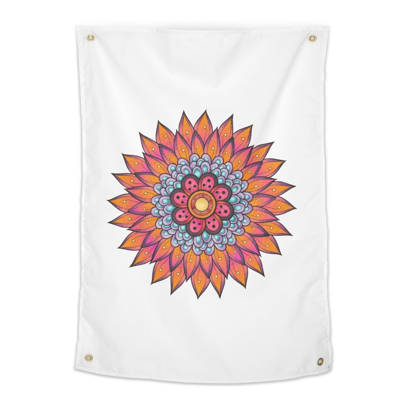 Loyal Lotus Home Tapestry by EvoComicsInc's Artist Shop