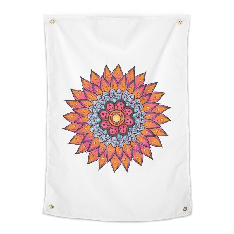 Loyal Lotus Home Tapestry by EvoComicsInc's Artist Shop