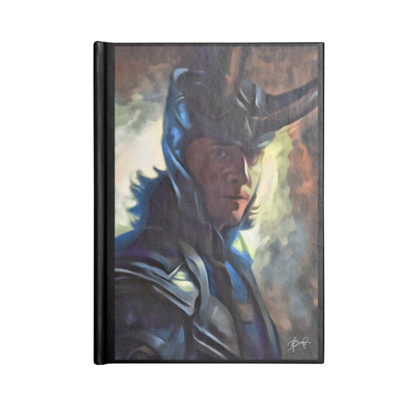 Marvel Loki Accessories Notebook by EvoComicsInc's Artist Shop