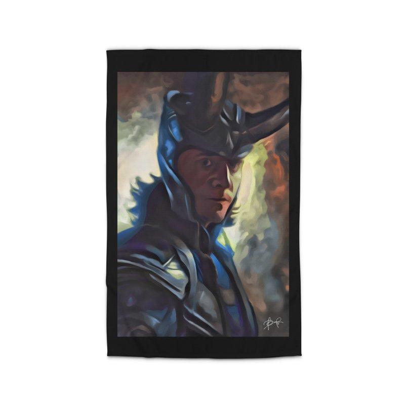 Marvel Loki Home Rug by EvoComicsInc's Artist Shop