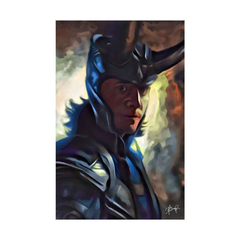 Marvel Loki by EvoComicsInc's Artist Shop