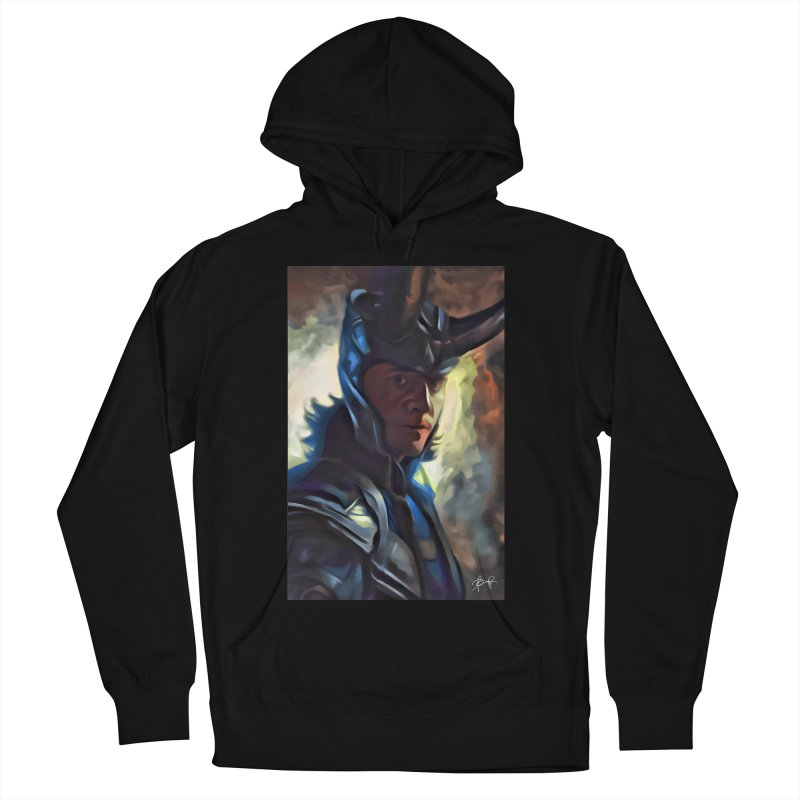 Marvel Loki Men's French Terry Pullover Hoody by EvoComicsInc's Artist Shop