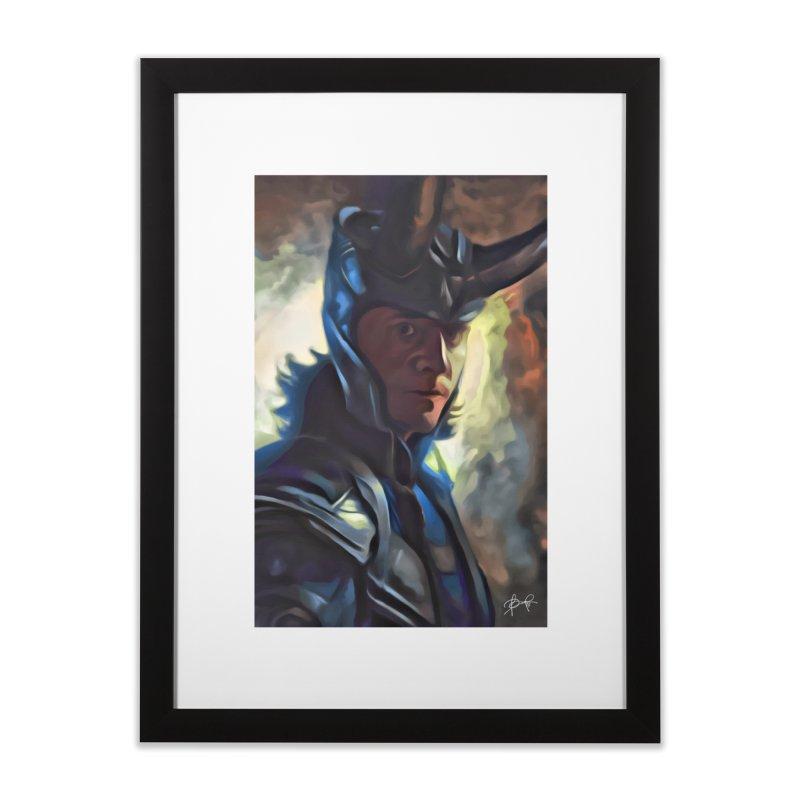 Marvel Loki Home  by EvoComicsInc's Artist Shop