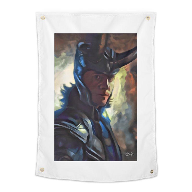 Marvel Loki Home Tapestry by EvoComicsInc's Artist Shop
