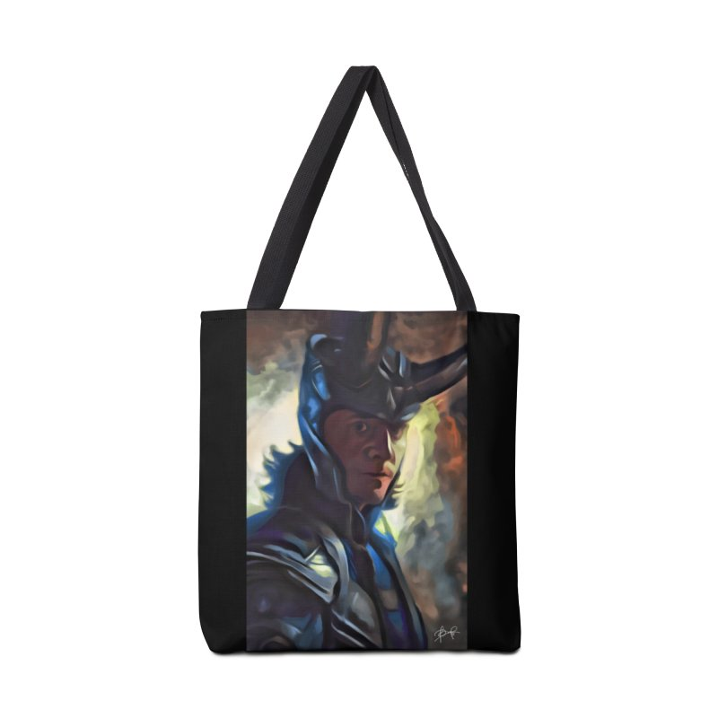 Marvel Loki Accessories Bag by EvoComicsInc's Artist Shop