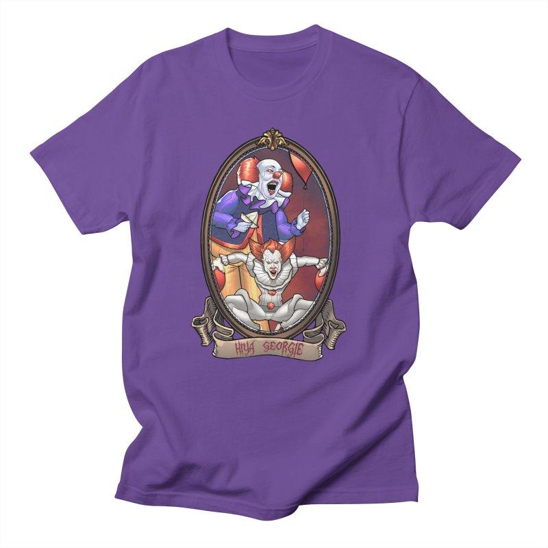 Hiya Georgie Men's T-Shirt by EvoComicsInc's Artist Shop