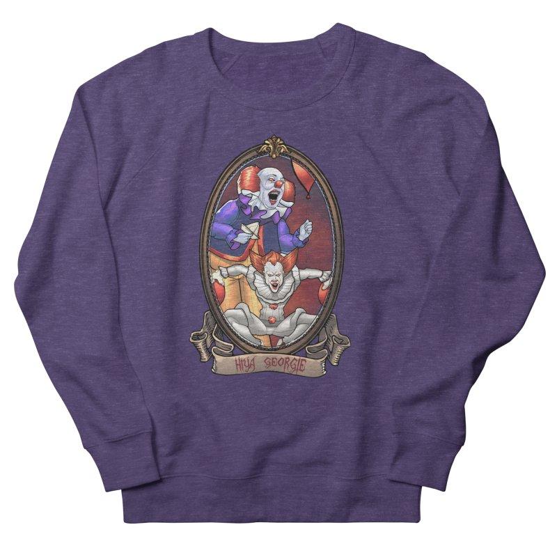 Hiya Georgie Women's French Terry Sweatshirt by EvoComicsInc's Artist Shop