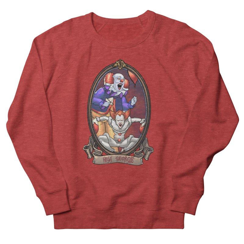 Hiya Georgie Men's Sweatshirt by EvoComicsInc's Artist Shop