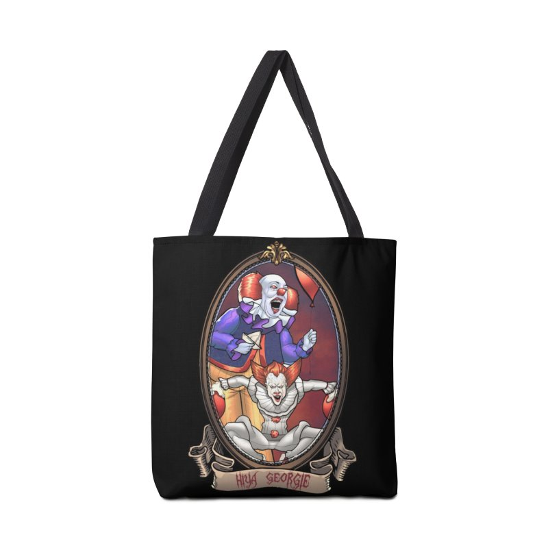 Hiya Georgie Accessories Bag by EvoComicsInc's Artist Shop
