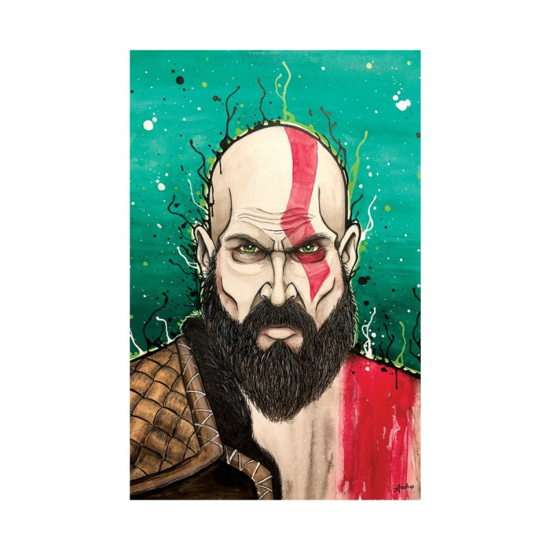 Kratos by Evolution Comics INC