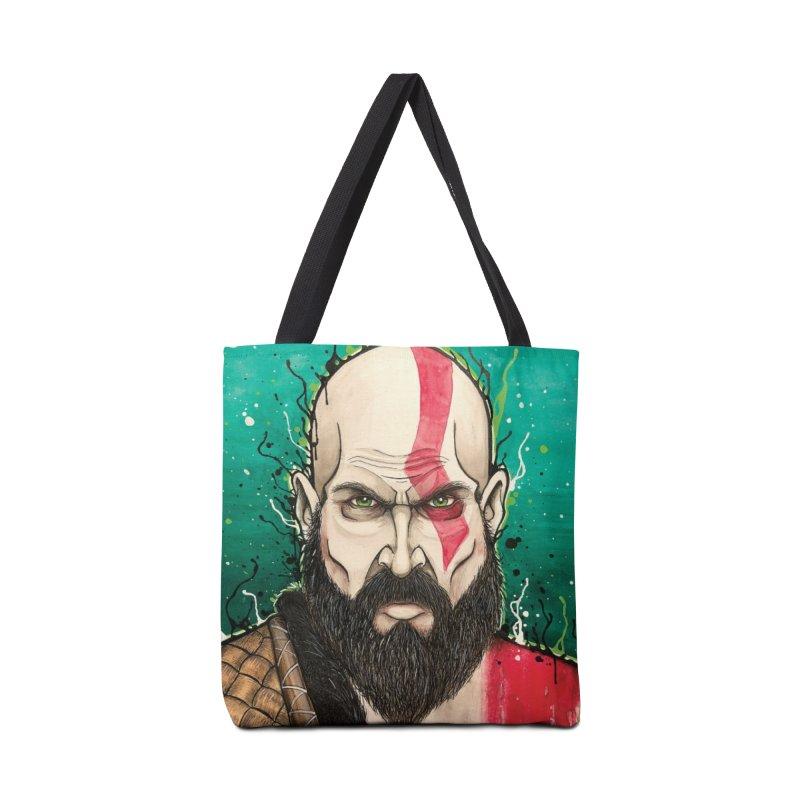 Kratos Accessories  by EvoComicsInc's Artist Shop