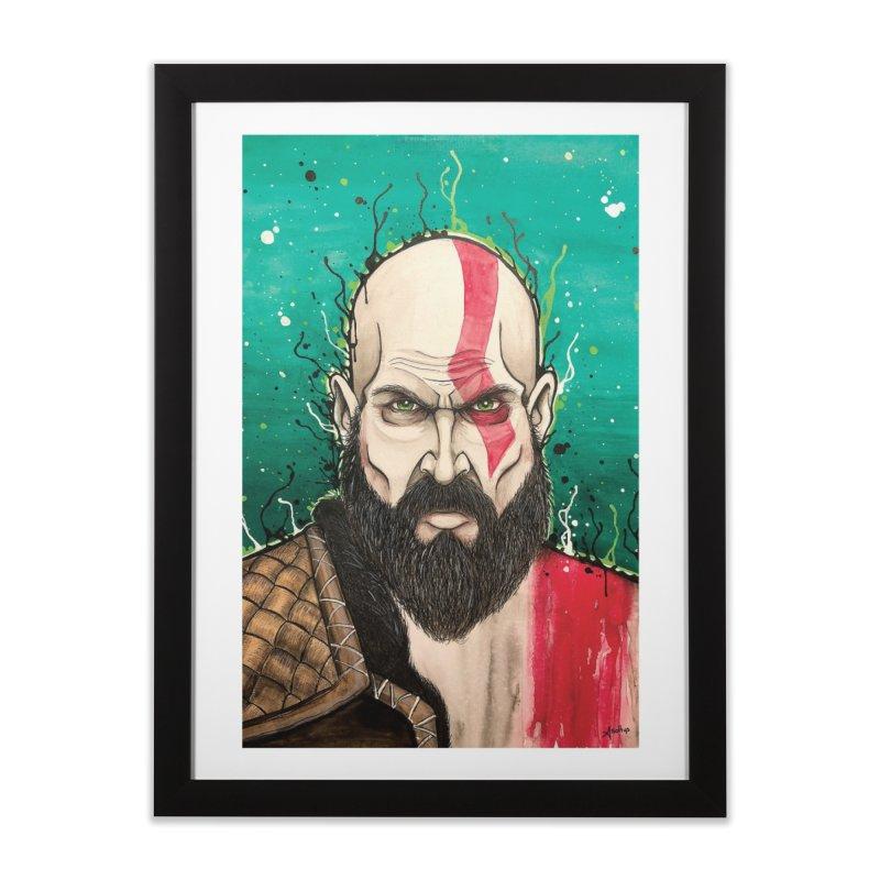 Kratos Home  by EvoComicsInc's Artist Shop