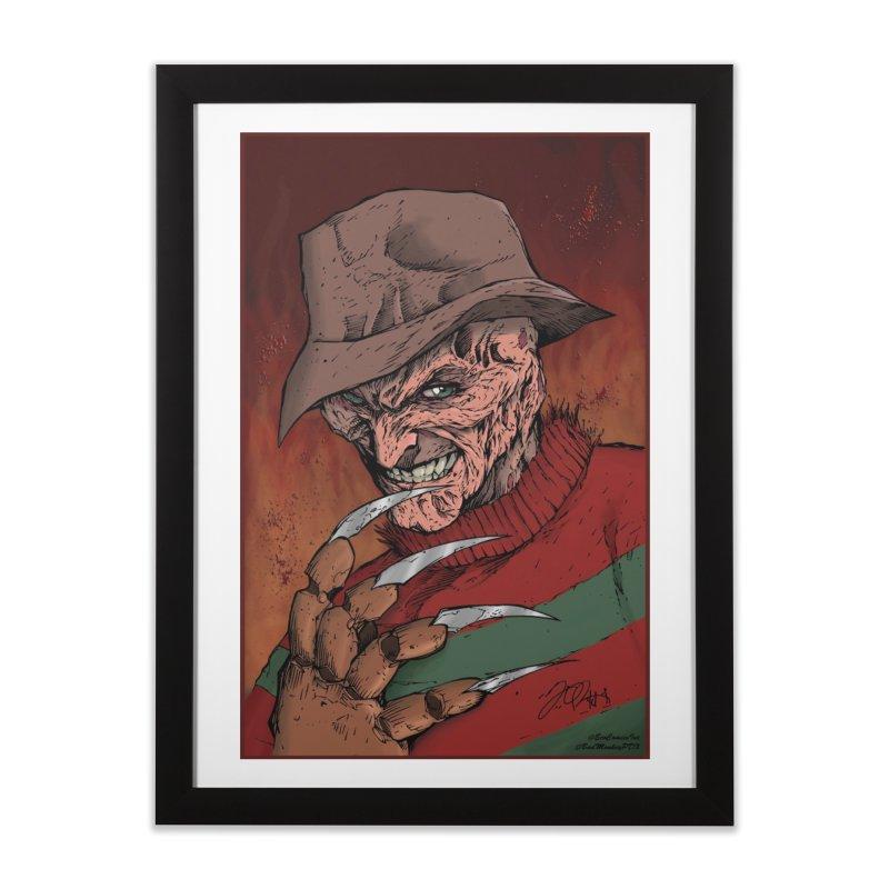 Freddy Krueger Home  by EvoComicsInc's Artist Shop