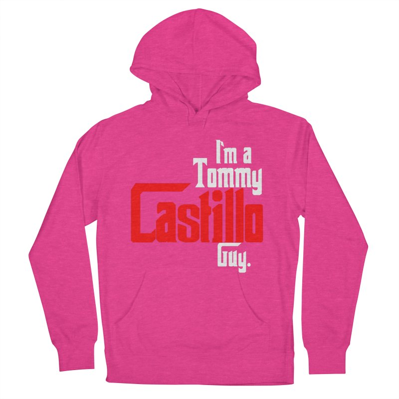 I'm a Tommy Guy Men's French Terry Pullover Hoody by EvoComicsInc's Artist Shop