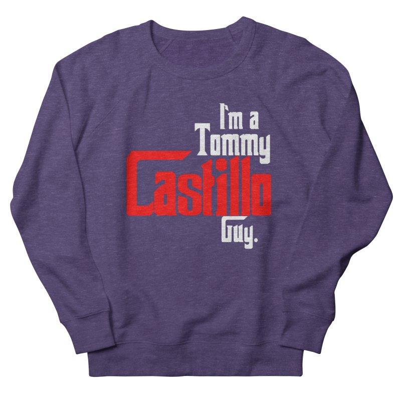 I'm a Tommy Guy Women's French Terry Sweatshirt by EvoComicsInc's Artist Shop