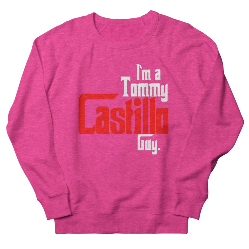I'm a Tommy Guy Men's French Terry Sweatshirt by EvoComicsInc's Artist Shop