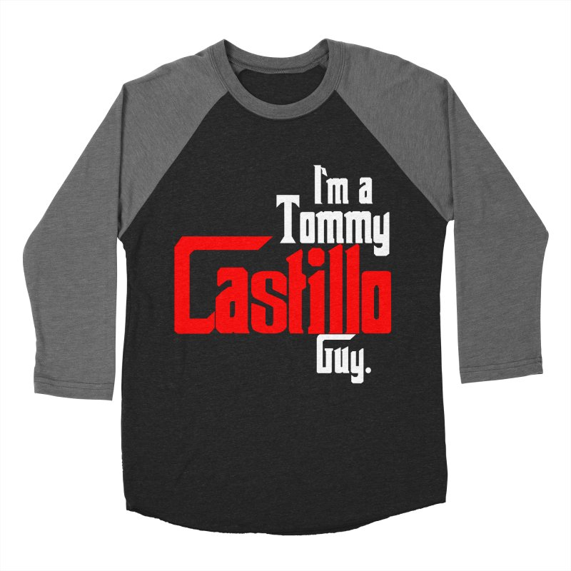 I'm a Tommy Guy Men's Baseball Triblend Longsleeve T-Shirt by EvoComicsInc's Artist Shop