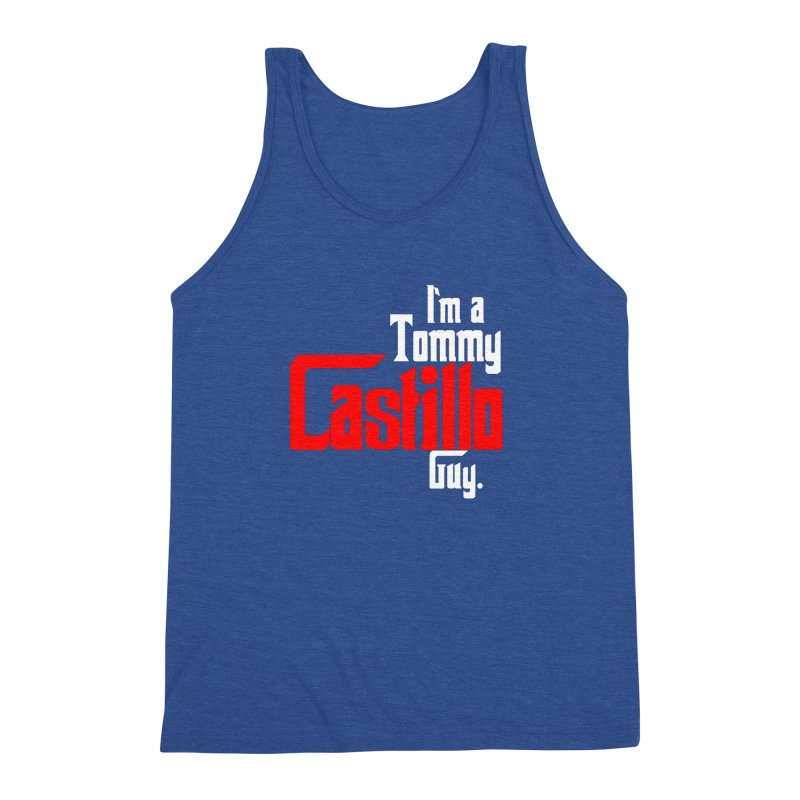 I'm a Tommy Guy Men's Triblend Tank by Evolution Comics INC