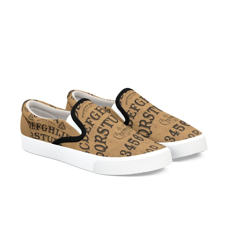 Charmed OUIJA Women's Slip-On Shoes by Evolution Comics INC